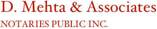 D. Mehta & Associates 